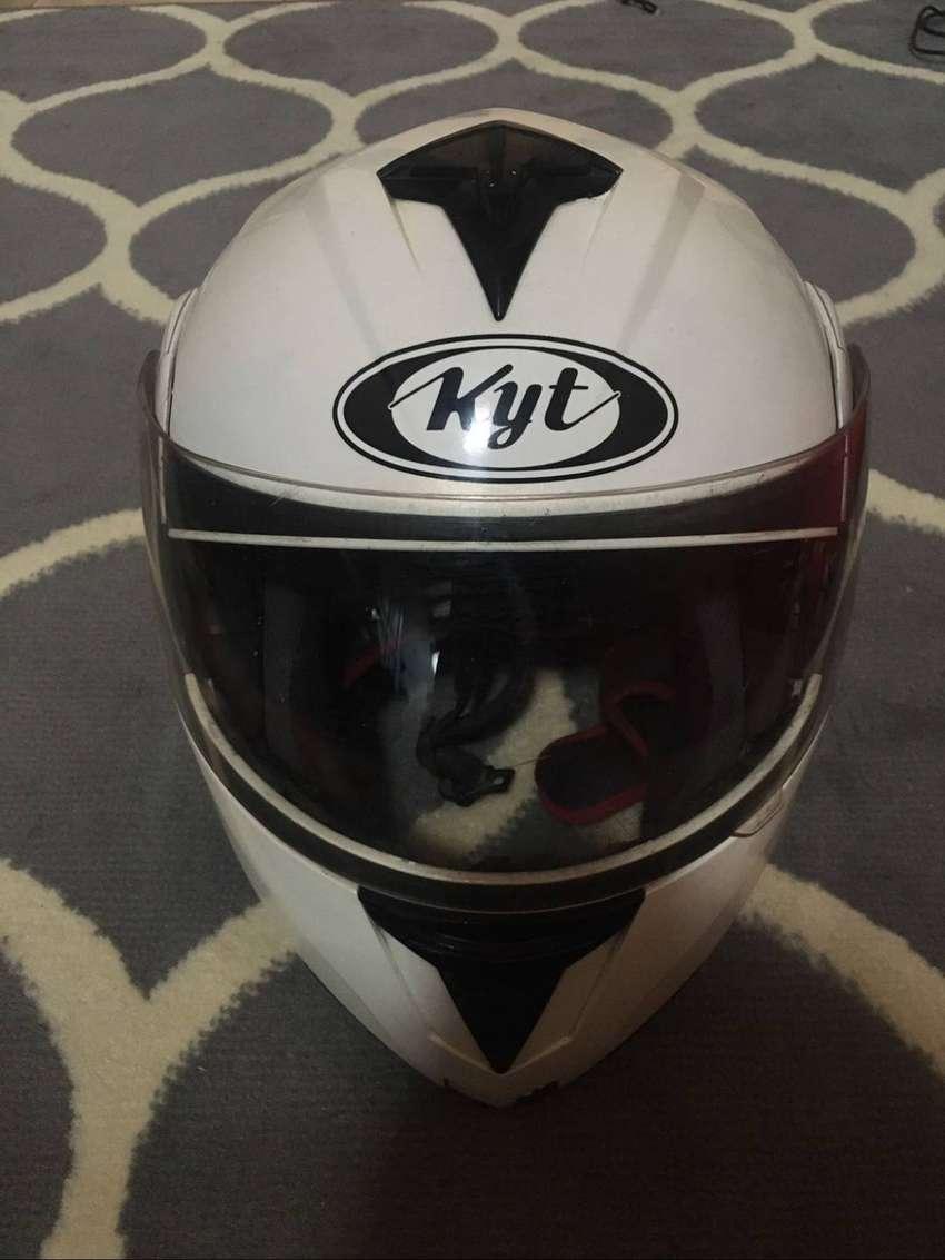 Jual Helm KYT RRX Fullface Modular 0
