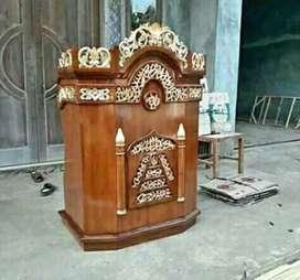 Mimbar buat masjid