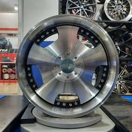 velg racing hsr ring 15 sangat cocok ignis swift splash brio agya