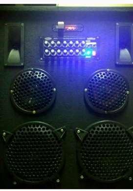 speaker aktif dan speaker pasif