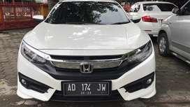 Honda Civic Turbo Prestige 2018 AT