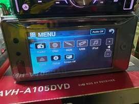 DobelDin Original DvD INOVVA 2012-13 Usb Dllnya