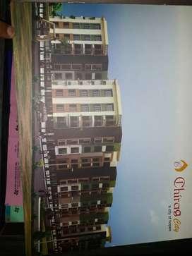 2bhk flat at 6th floor Chirag township