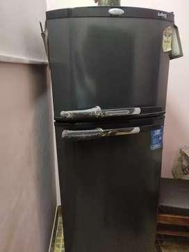 Double door whirlpool fridge
