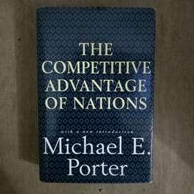 "Buku ""The Competitive Advantage of Nations"" karya Michael E. Porter"