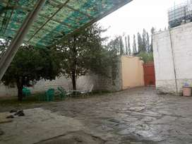 Guest house for rent CMH road near airport skardu