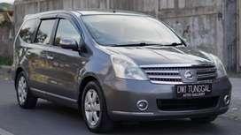 Nissan Grand Livina Ultimate 1.5 Matic 2010 Kredit DP Minimal 18 juta