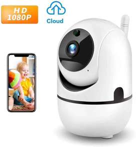 Online Cash On Delivery HD Wireless IP Camera - Wifi - Liveview Model: