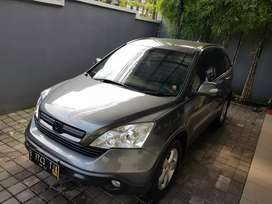 All New CRV AT / Matic 2009 Jual Cepat