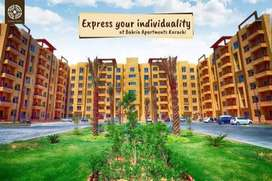 2 Bed Apartment For Sal, Bahria Apartments