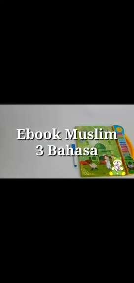 Ebook 3 bahasa desain terbaru