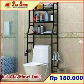 Rak Atas Kloset Toilet