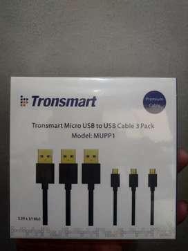 Kabel tronsmart Premium Gold