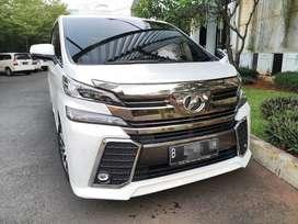 Toyota Vellfire 2015 ZG CBU Putih ANTIK