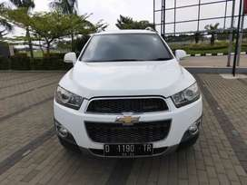 DP MINIM 12JT! Chevrolet Captiva 2013 2.0 FL2 A/T