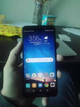 Huawei mate 10 lite good condition urgent sale 17,000