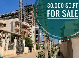 70 cents of apartment building land for sale