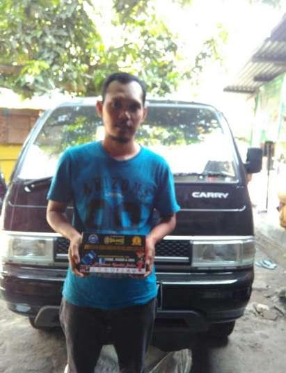 BALANCE DAMPER, Spesial hadir di Palembang, siap bantu pemasangan 0