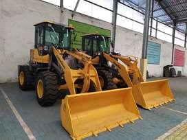 Wheel Loader Sonking Yunnei Engine Power 76Kw Turbo Murah
