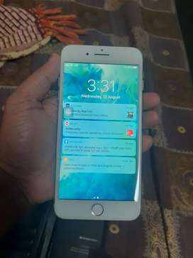 iphone 8 plus  Very good condition of one month old bill and box