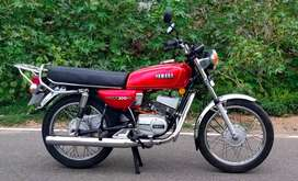 YAMAHA RX100 full work completed very good condition