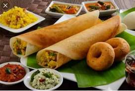 Needed sauth indian dishes cook for Dhegaon