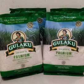 Gula Pasir Merk Gulaku Rosebrand GMP