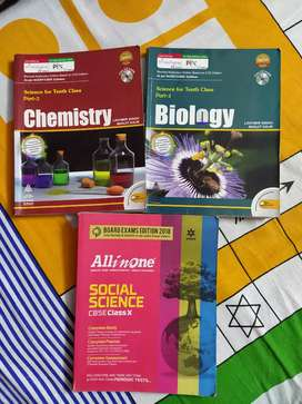 Books of Class 10th which helps in board exams