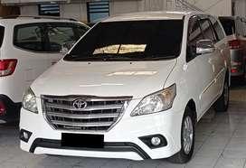 Toyota Grand New Innova G Luxury 2.5AT 2013 KM 82.000