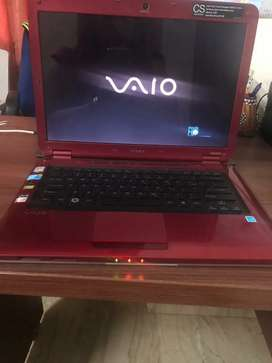 Sony Vaio laptop - Serious buyers only
