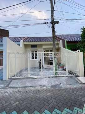 RUMAH BARU MINIMALIS di BOGANGIN-KEDURUS Surabaya.