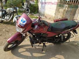 Honda Shine only for Rs. 35000
