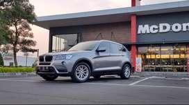 BMW X3 2.0d Diesel power