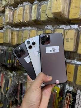 Iphone 11 pro 64Gb internasional jos