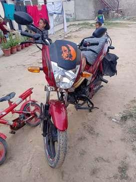 Mahindra (centuro) Good condition bike