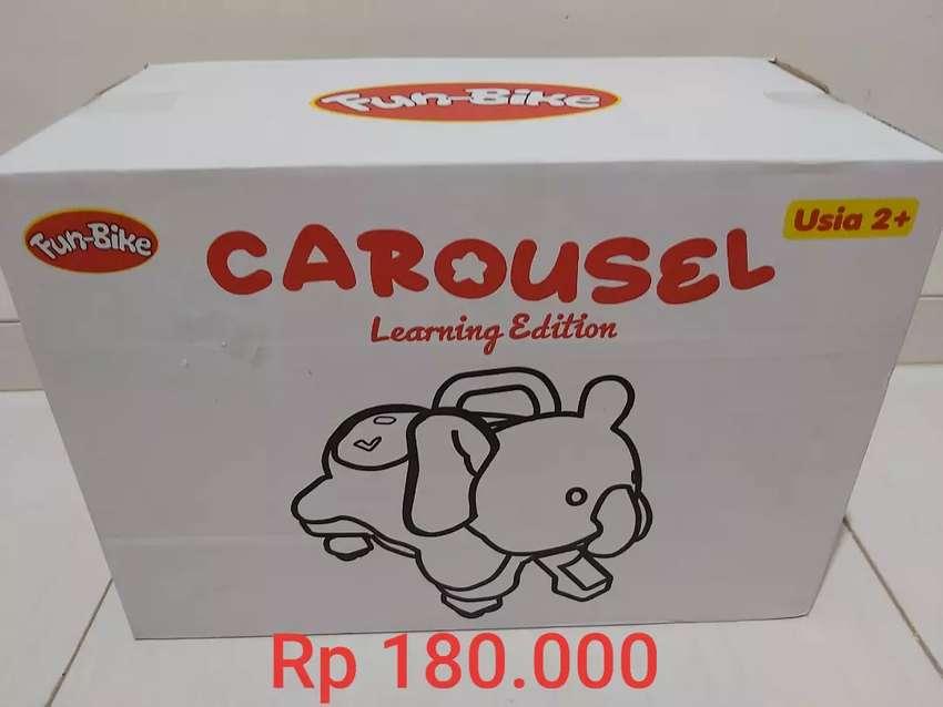 "DIJUAL Mainan Ride On anak ""Carousel"" NEW MURAH MERIAH 0"