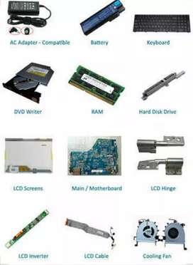 All Brand Laptop Parts Wholesale Price / SURAT