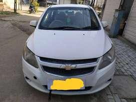 Chevrolet Sail 1.3 LS ABS, 2014, Diesel