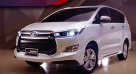 Innova Crysta luxury service.* We have 10% Discount till 30th Sep 2019