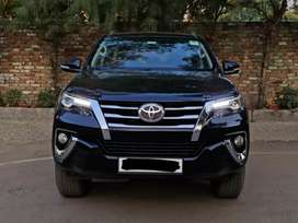 Toyota Fortuner 2017 Diesel Just like new Condition