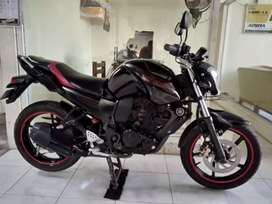 Bali dharma motor, jual Yamaha Byson hitam thn 2013