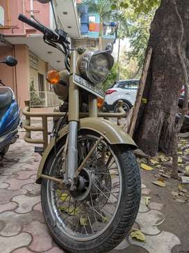 Royal Enfield Desert Storm 500cc for sale - Price Negotiable