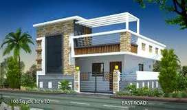 Independent house in Ameerpet