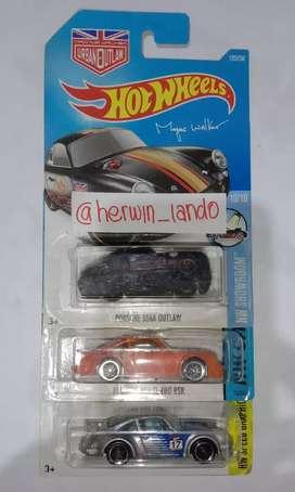 Sale Kolpri Hotwheels Porsche