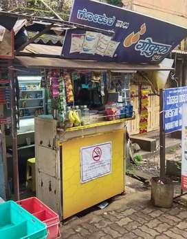 Pan Shop on rent