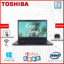 LAPTOP TOSHIBA PORTEGE TOUCHSCREEN X30-D CORE I5-7200U / 8 GB / 256GB