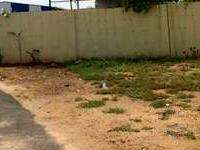 Open Plot (surrounded by wall) for Rent near Patel Estate, Gajarawadi