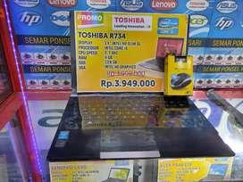 Toshiba R734 build up