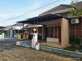 Rumah minimalis furnish di Nogotirto