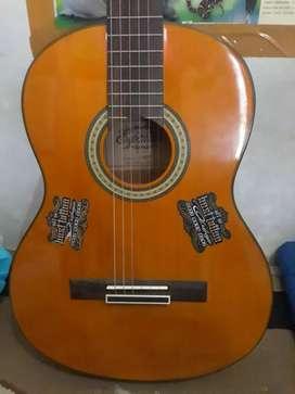 Gitar espanola CC 480 YW Bekas rasa baru